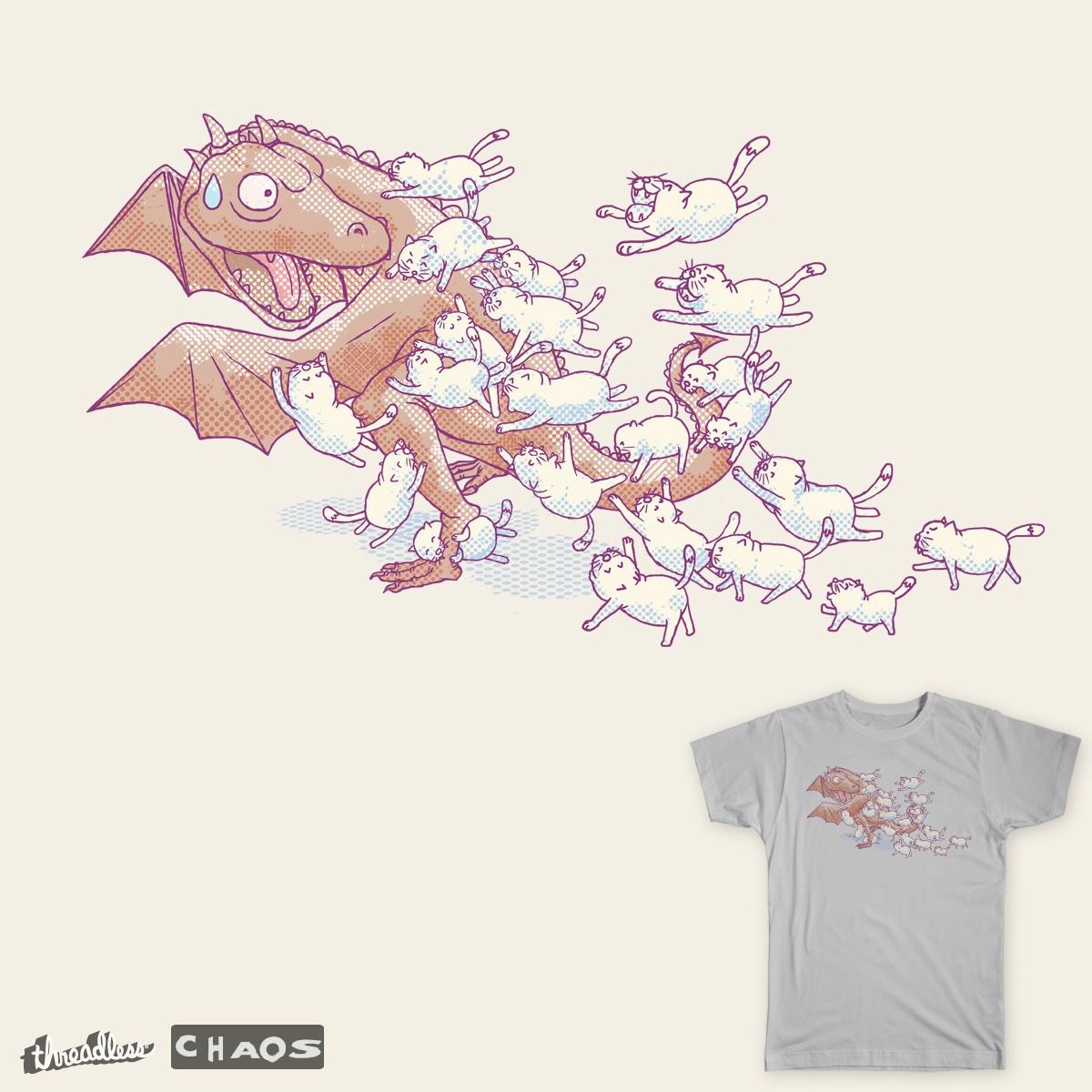 cute is a chaos by makapa on Threadless