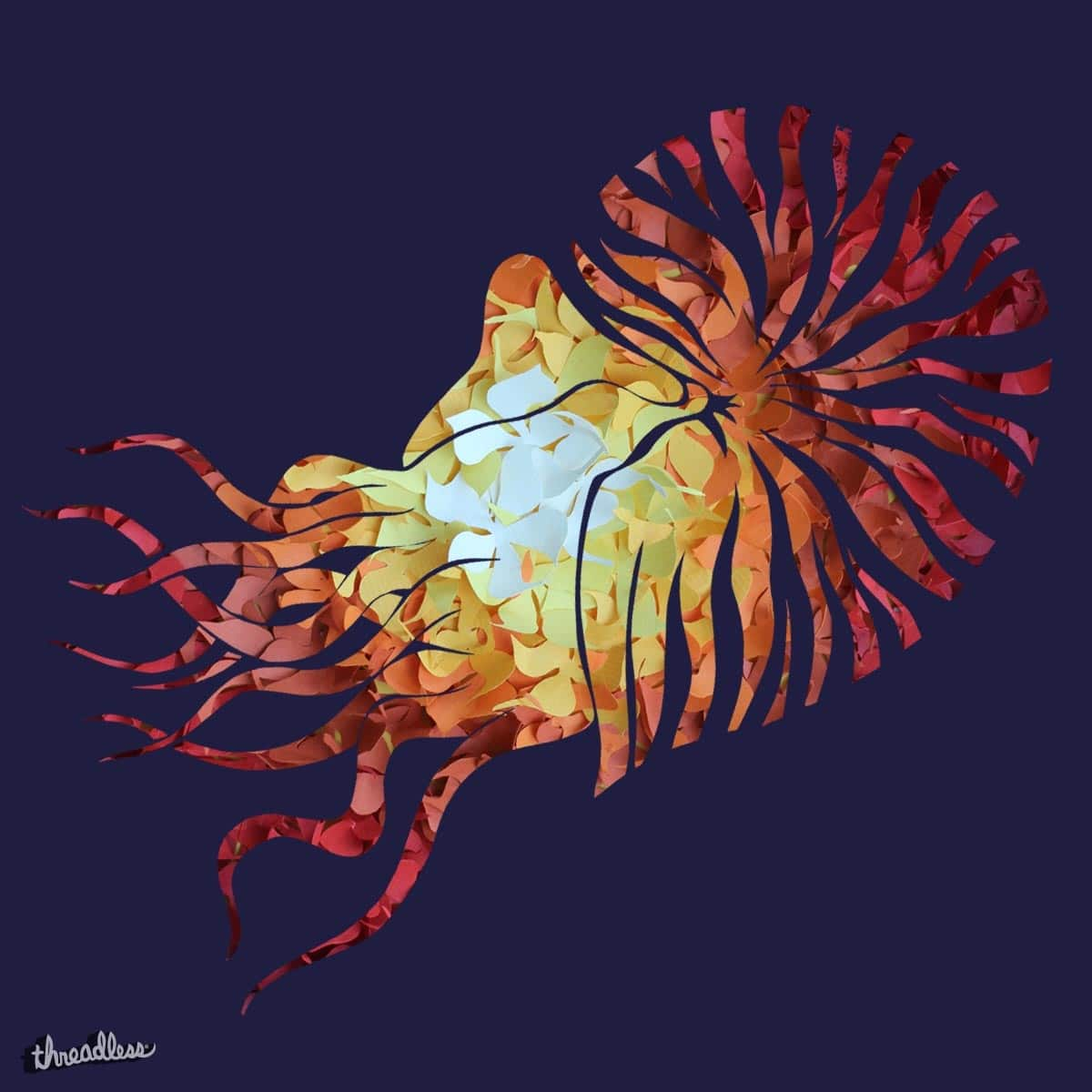 Nautilus by MidnightMagpie on Threadless