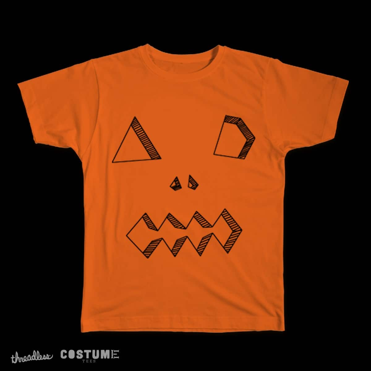 Mr. Pumpkin by siyi on Threadless