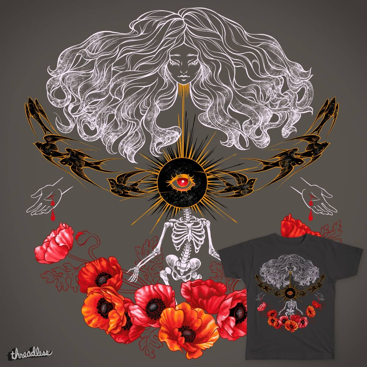 Superstition by Tamisery on Threadless