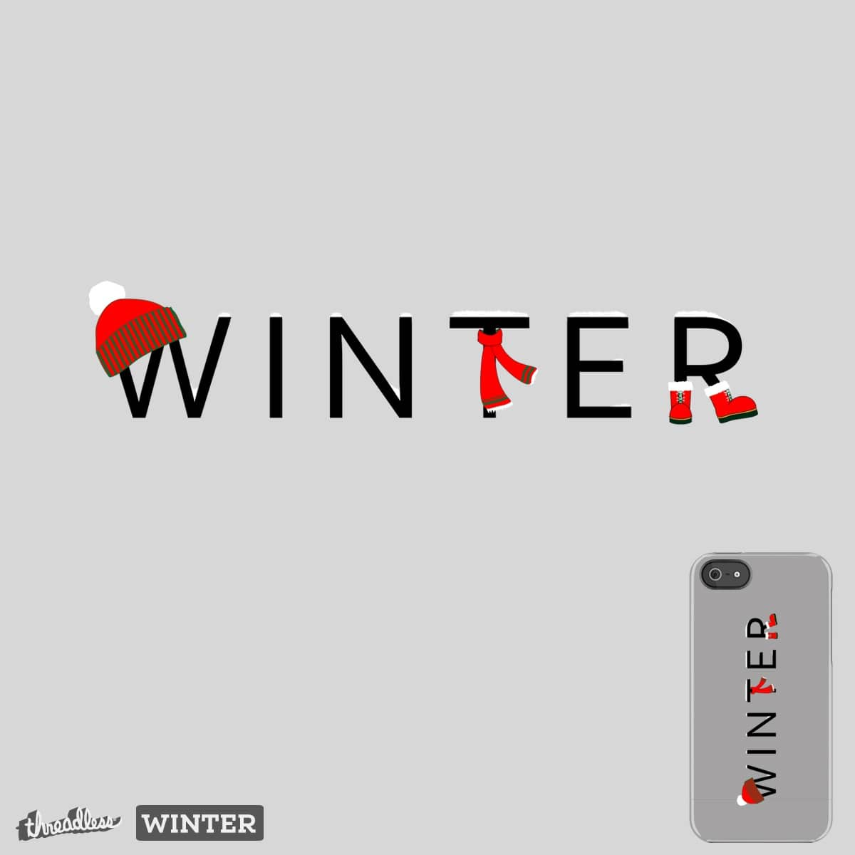 Winter Time by Margol on Threadless