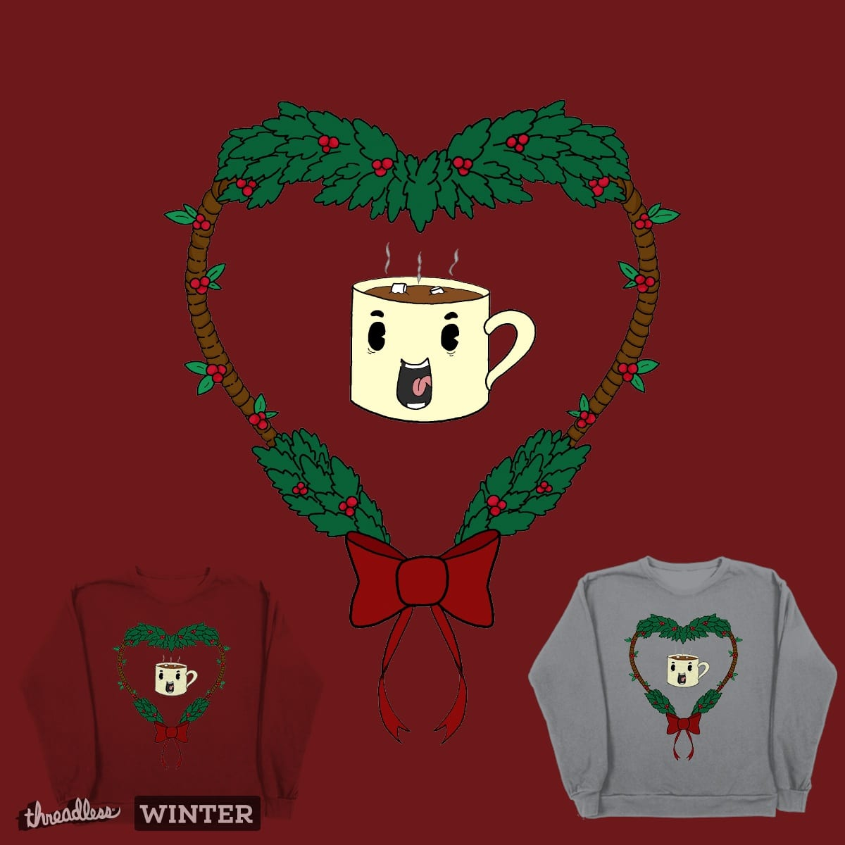 In Love With The Cocoa by x3duckky on Threadless