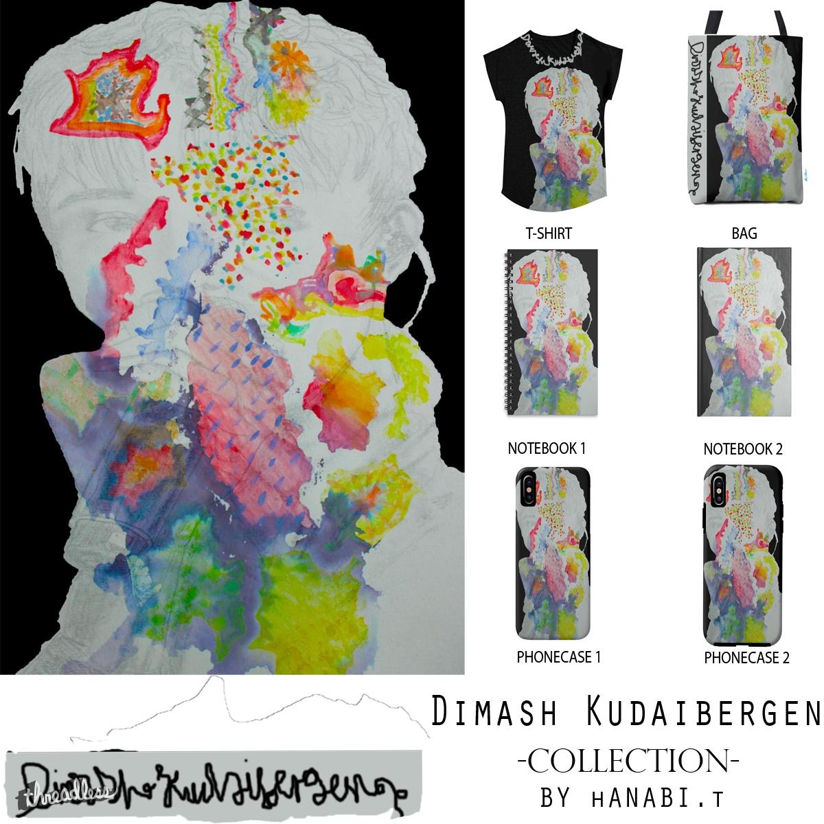 Score Dimash Kudaibergen by HanabiTae on Threadless