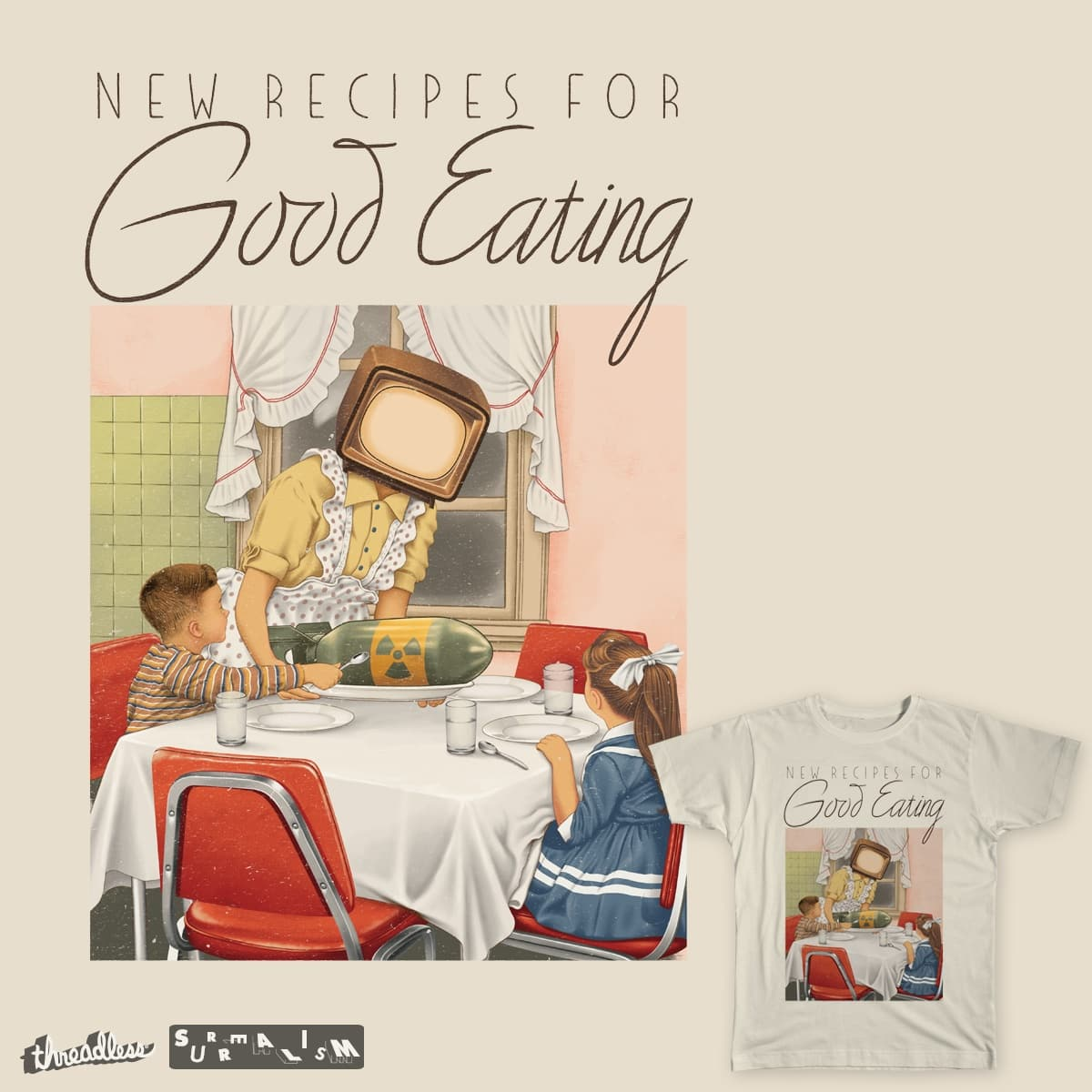 Good Eating by aanmyers on Threadless