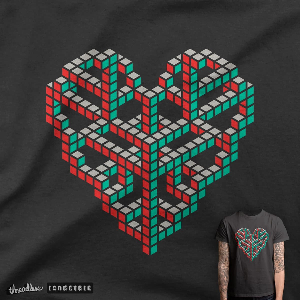 Impossible Love by quick-brown-fox on Threadless
