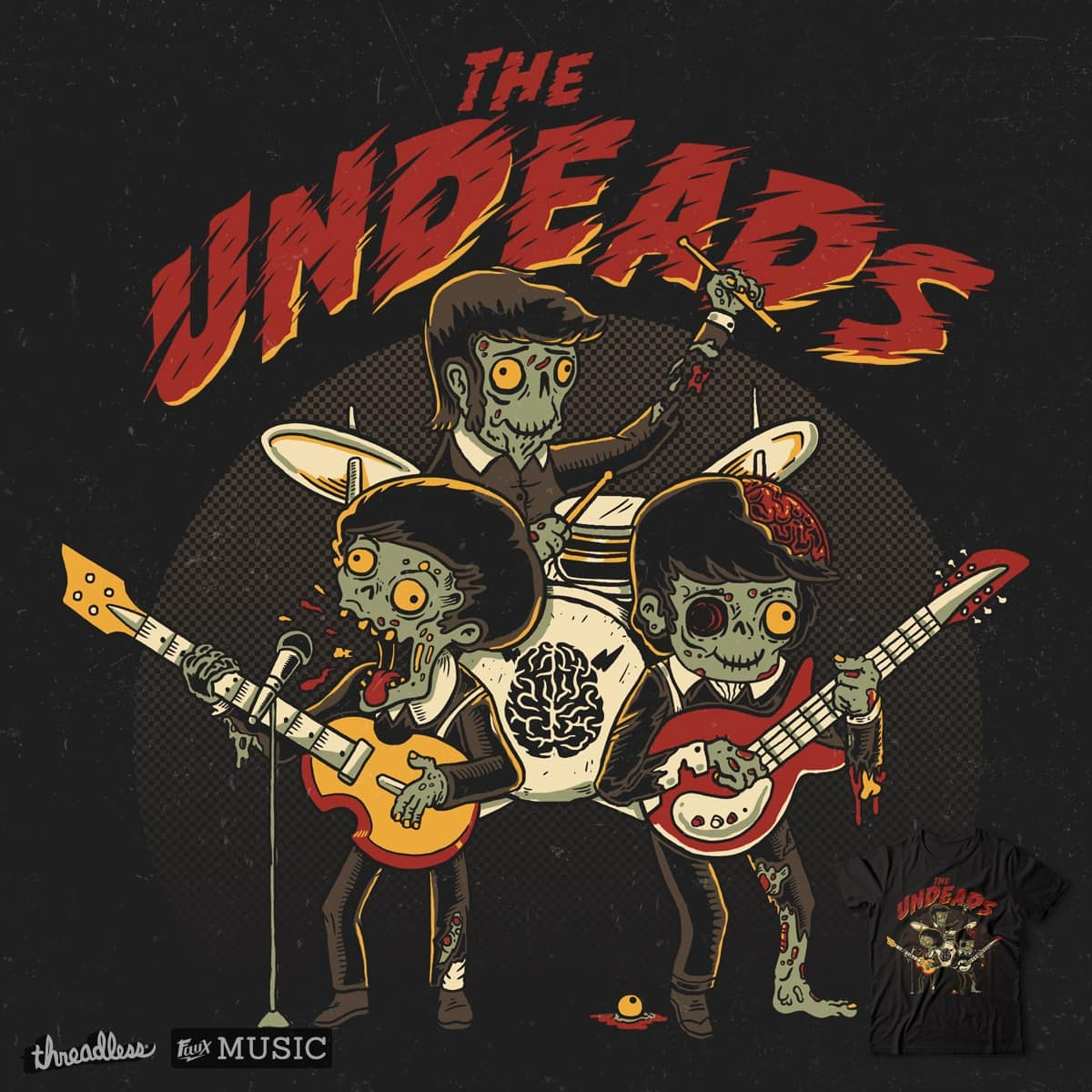 The Undeads by ppmid on Threadless