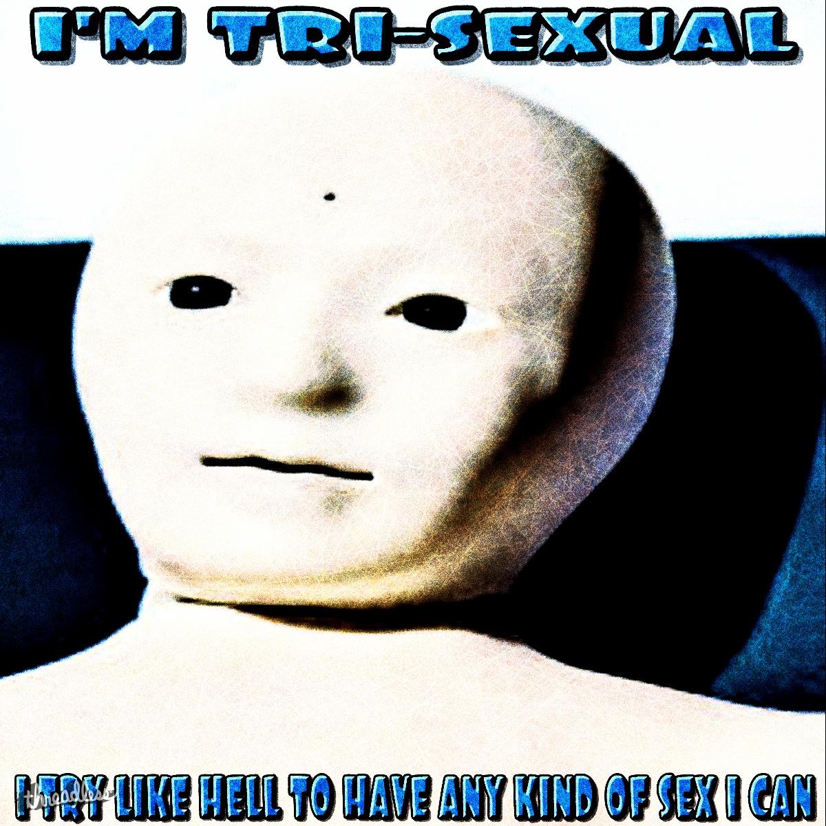 Trisexual meme