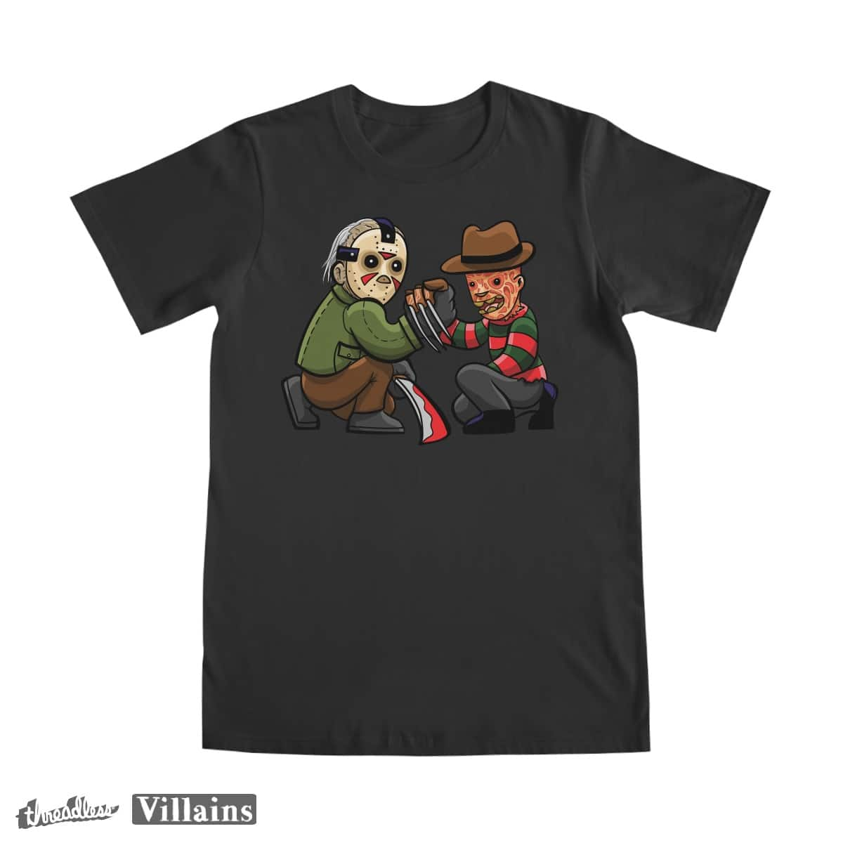 Unholy Alliance by peabe5 on Threadless
