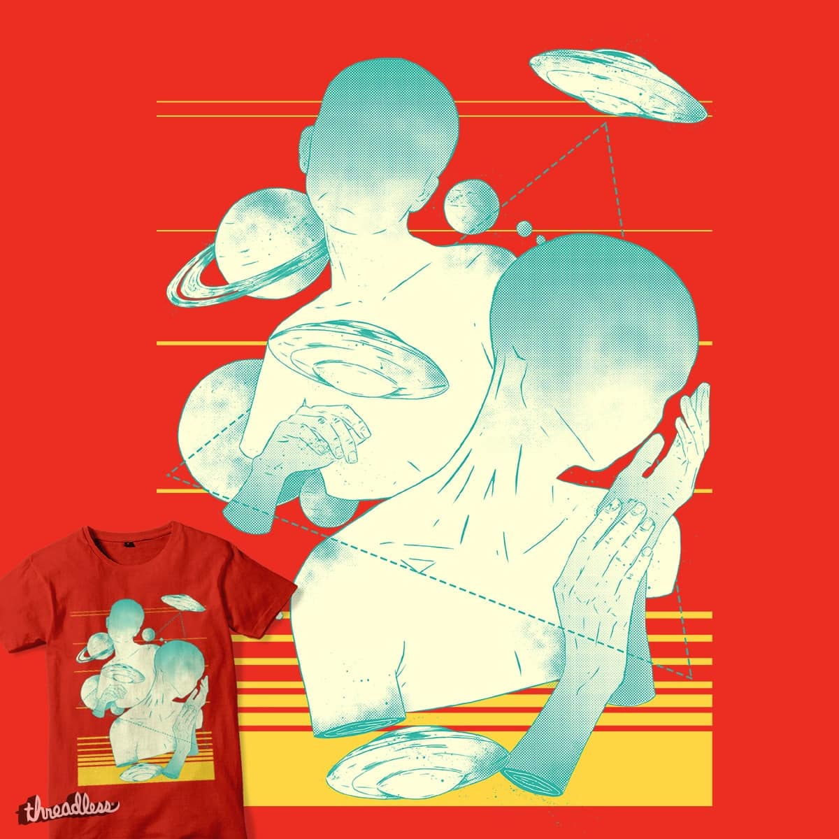 The Others by bigabi on Threadless