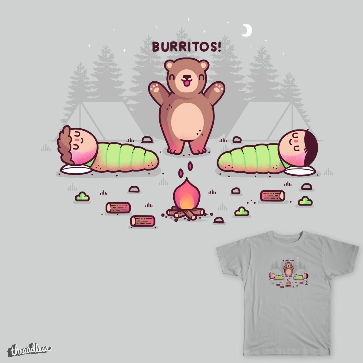 Burritos  by randyotter3000 on Threadless