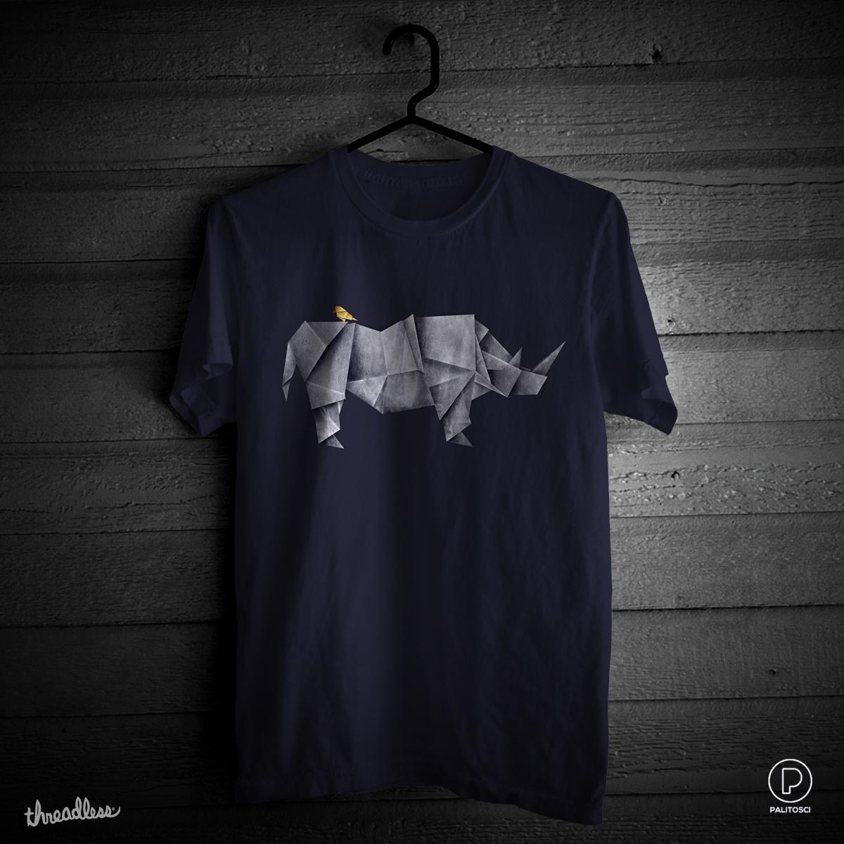 Rhinogami by palitosci on Threadless