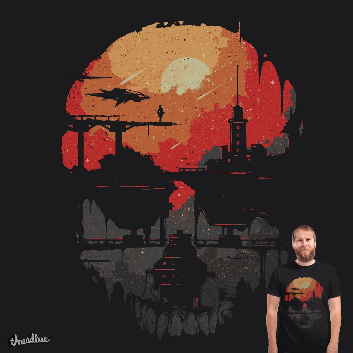 Echo by robsonborges on Threadless