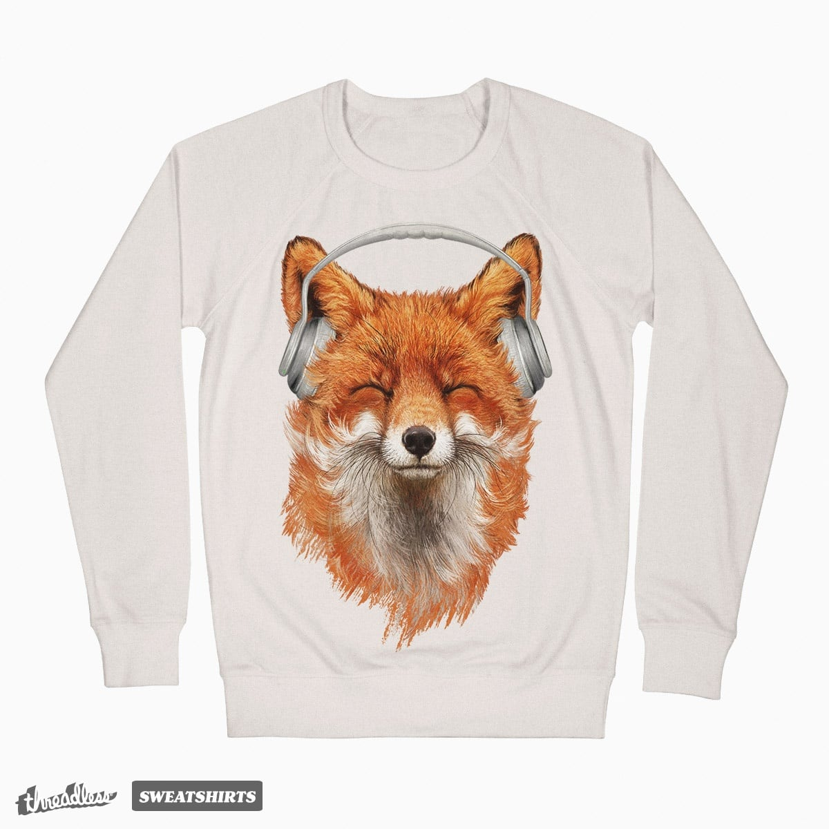 The Musical Fox by 38Sunsets on Threadless