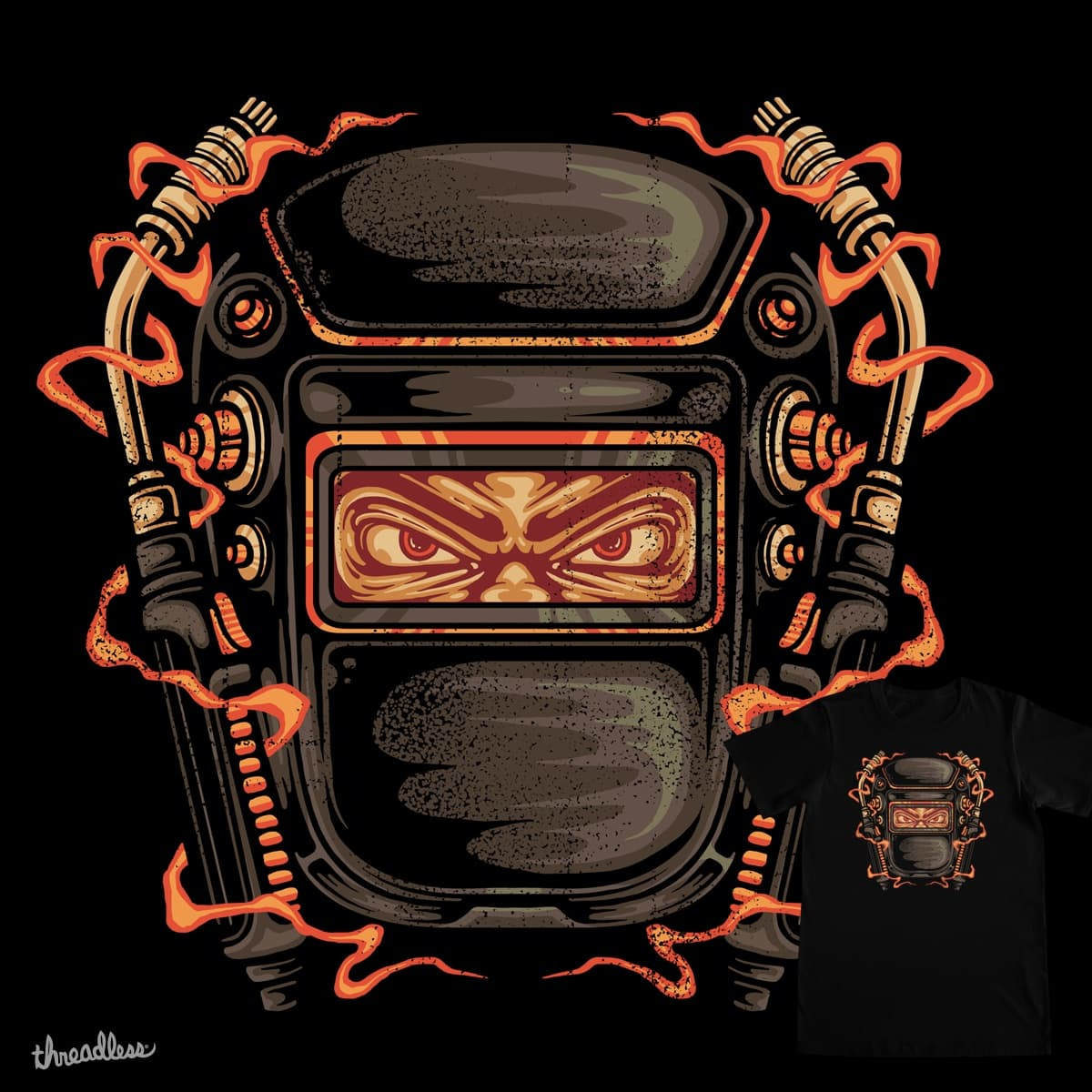 Score Weld Life by StayhoomProject on Threadless