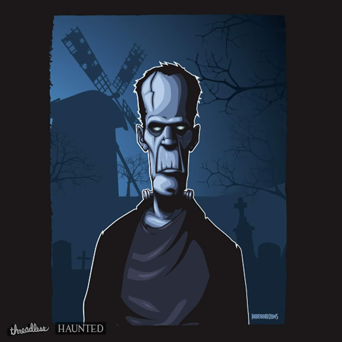 The Monster by Horrorizons on Threadless