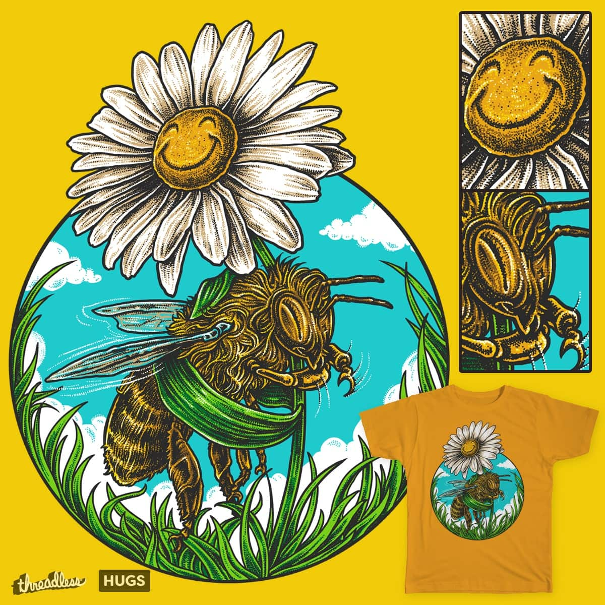Take Care of One Another by Michele_Nolli on Threadless